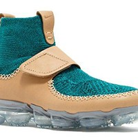 Nike Mens Air Vapormax Marc Newson Vachetta Tanned/Teal Leather