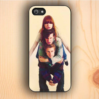 Dream colorful Doctor Who Matt Smith Doctor iPhone 5 Case