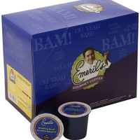 Emeril's Jazzed Up Decaf Coffee K-Cup Portion Pack for Keurig Brewers 24-Count