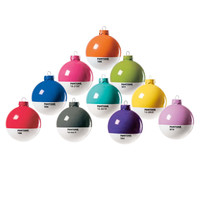 Pantone Holiday Ornaments - A+R Store