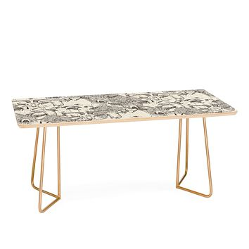 Sharon Turner just goats Coffee Table