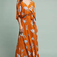 Faithfull Chelsea Wrap Maxi Dress