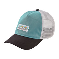 Patagonia Women's Pastel P-6 Label Layback Trucker Hat