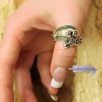 Blessed Spoon Ring