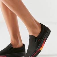 Vans Flame Wall Slip-On Sneaker | Urban Outfitters