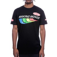 Makin Moves T Shirt Multi