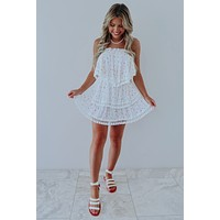 Heart To Heart Set: White/Red