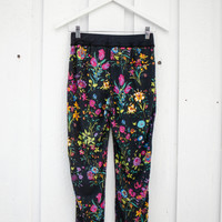 Gypsy Queen Slouchies - Black Floral | Spell & the Gypsy Collective