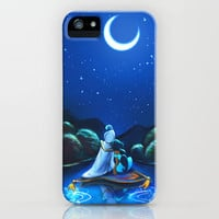 A Wondrous Place iPhone Case by Alice X. Zhang | Society6