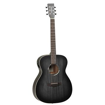 Tanglewood Blackbird Series TWBB OE Folk Size Acoustic-Electric Guitar