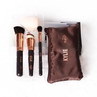 kYLIE Make-up Brush 5-pcs Tools Make-up Brush Set [11002333644]
