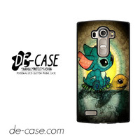 Sticth And The Turtle For LG G4 Case Phone Case Gift Present YO