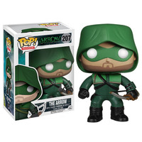 The Hood Arrow TV Series Pop Heroes Vinyl Figure