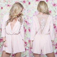 My Fair Lady Romper