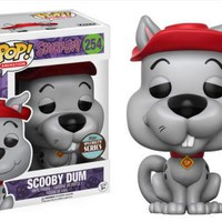 "Funko Scooby Dum Pop 3.75"" Vinyl Figure Specialty Series Scooby Doo"