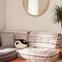 Reema Printed Floor Cushion | Urban Outfitters