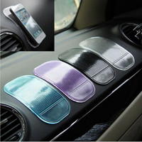 New Sale Cool 1PCS Car Sticky Non Slip  Mat Magic Pad for Mobile Phone GPS Mp4 High Quality