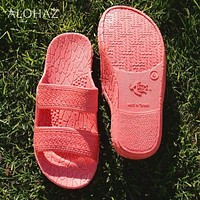 kids pink classic jandals® -  pali hawaii Jesus sandals