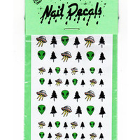 AYY LMAO NAIL DECALS