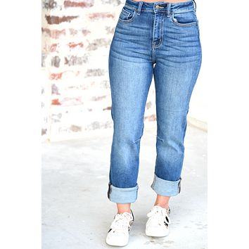 On The Go Jeans