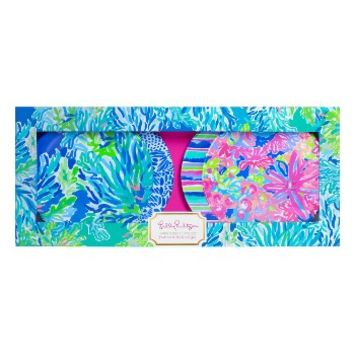 Lilly Pulitzer Set of 4 Appetizer Plates   Nordstrom