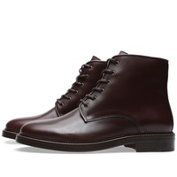 A.P.C. Military Boot
