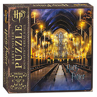 Harry Potter: The Great Hall 550pc Puzzle