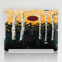 :: Red Moon Love Song :: iPad Case by :: GaleStorm Artworks ::