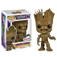 POP! MARVEL 84: GUARDIANS OF THE GALAXY - ANGRY GROOT