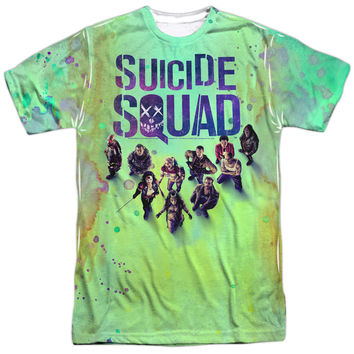 Meet The Suicide Squad