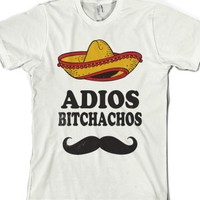 White T-Shirt | Funny Spanglish Shirts