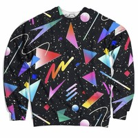 80s Obsessed Sweater