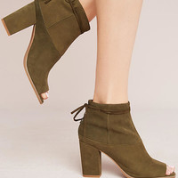Seychelles Triple Threat Suede Shooties
