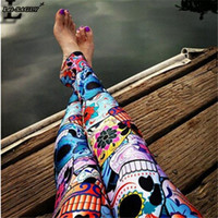 Fitness Legging Printed