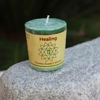 Votive Healing Candle