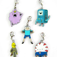Adventure Time with Finn and Jake Toys Keychain