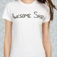 Awesome Shirt (Girls) Girl - Smosh Girls - Official  Online Store on District Lines