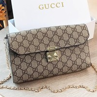 GUCCI New fashion more letter chain shoulder bag women