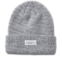 Diamond Supply Co. - Stone Cut Beanie - Speckle White
