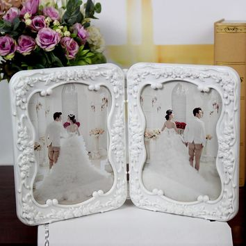 Wedding Dress Photo Frame Innovative Plastic Children Set [10598558988]