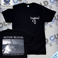 "Moose Blood ""Icon"" Shirt"