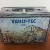 Exclusive Fallout 3 Collector's Lunchbox