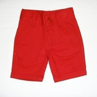Outlet Rugged Butts Red Dress Short