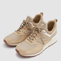 New Balance / 574S Suede in Incense/Angora