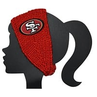 49ers Knit Headband