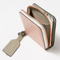 The Horse / Small Block Wallet Pistachio