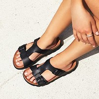 Sixty Seven + Free People Womens Solar Coaster Platform Footbed