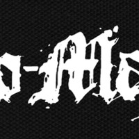 """Cro-Mags - Logo 8X3"""" Printed Patch"""