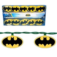 Stupid.com: Batman String Lights