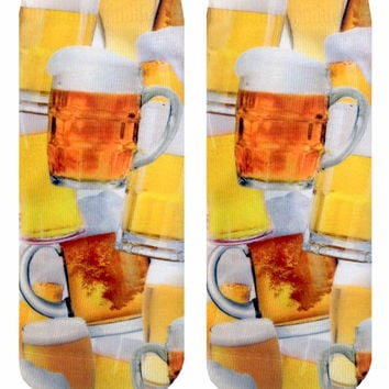 Beers for Everyone Ankle Socks